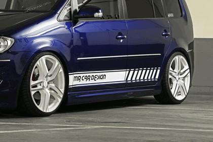 2010 Volkswagen Touran Racing by MR Car Design 10