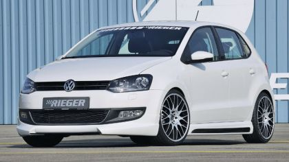 2010 Volkswagen Polo 5-door by Rieger 7