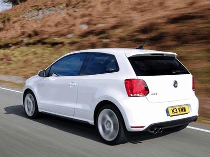 2010 Volkswagen Polo GTI - UK version 7