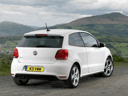 2010 Volkswagen Polo GTI - UK version 9