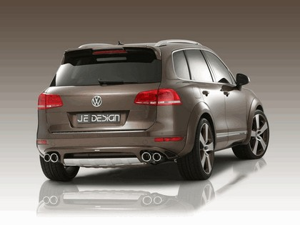 2010 Volkswagen Touareg by JE Design 3