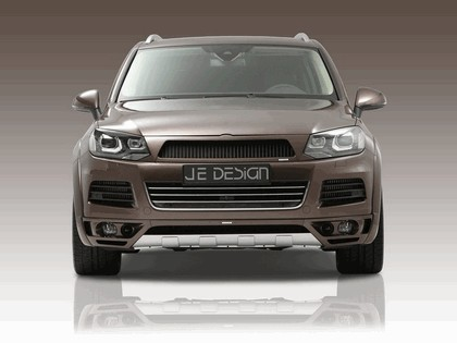 2010 Volkswagen Touareg by JE Design 4