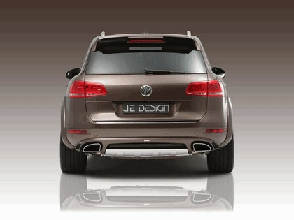 2010 Volkswagen Touareg by JE Design 6