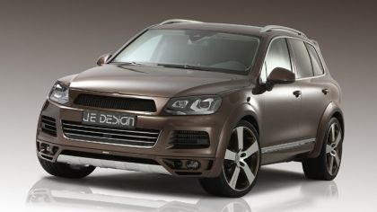 2010 Volkswagen Touareg by JE Design 7