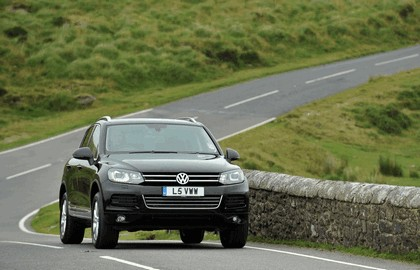 2010 Volkswagen Touareg V6 TDi - UK version 11