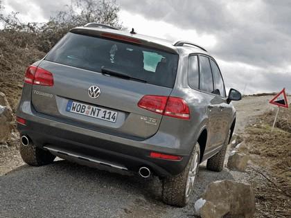 2010 Volkswagen Touareg V6 TDI Terrain Tech Paket 6