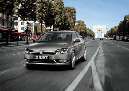 2010 Volkswagen Passat 7