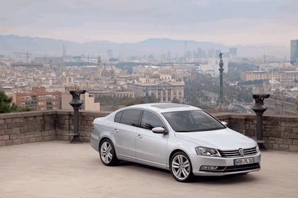 2010 Volkswagen Passat 10
