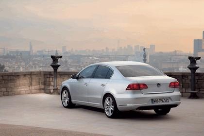 2010 Volkswagen Passat 11