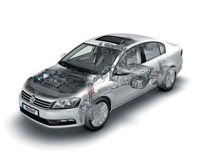2010 Volkswagen Passat 19