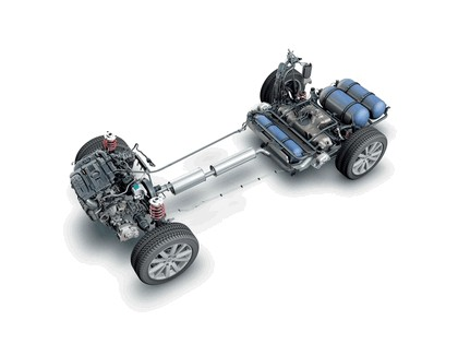 2010 Volkswagen Passat 20