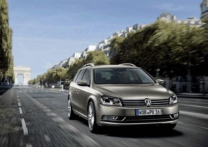 2010 Volkswagen Passat Variant 5
