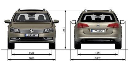 2010 Volkswagen Passat Variant 14