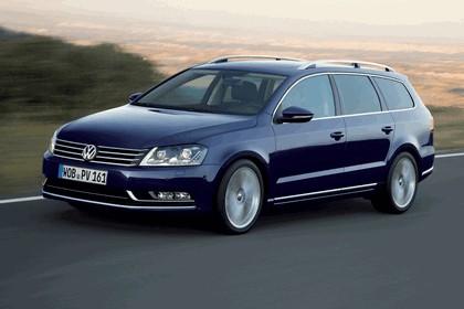 2010 Volkswagen Passat Variant 16