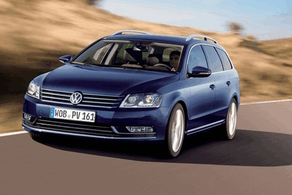 2010 Volkswagen Passat Variant 17