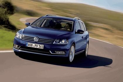 2010 Volkswagen Passat Variant 18