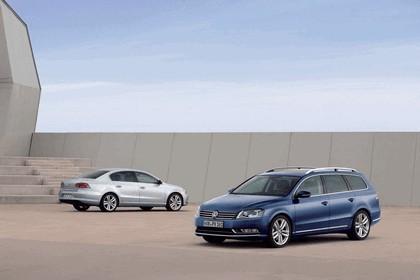 2010 Volkswagen Passat Variant 19