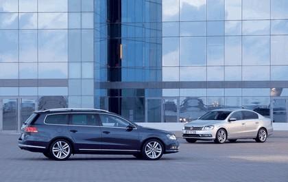 2010 Volkswagen Passat Variant 21