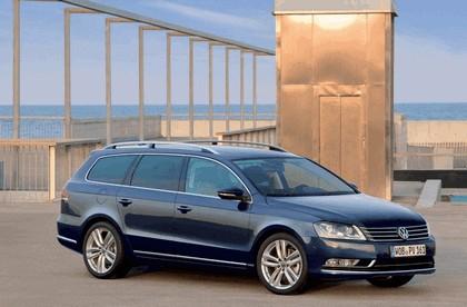 2010 Volkswagen Passat Variant 22