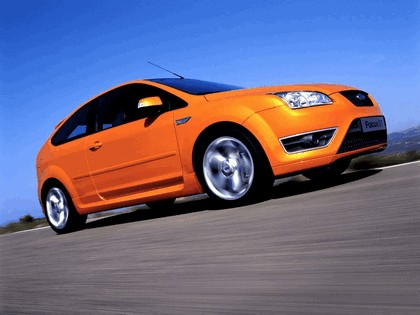 2005 Ford Focus ST 3-door european version 2