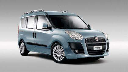2010 Fiat Doblò Natural Power 4