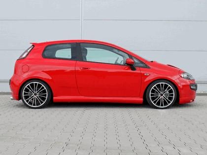 2010 Fiat Punto Evo by Novitec 2