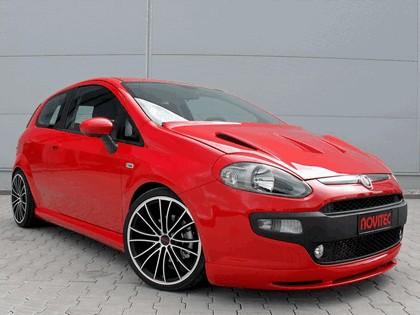 2010 Fiat Punto Evo by Novitec 5