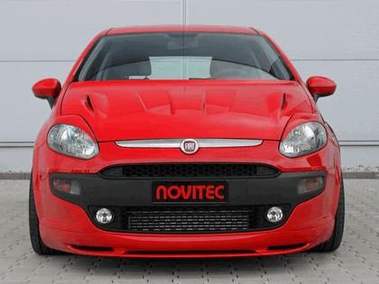 2010 Fiat Punto Evo by Novitec 13