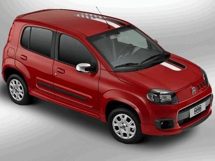 2010 Fiat Uno Attractive - Brasilian version 2