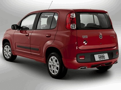 2010 Fiat Uno Attractive - Brasilian version 4