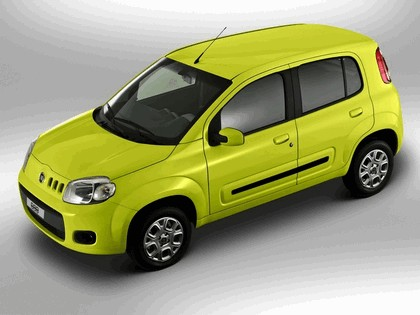 2010 Fiat Uno Attractive - Brasilian version 6