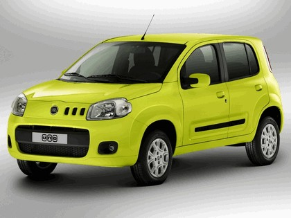 2010 Fiat Uno Attractive - Brasilian version 7