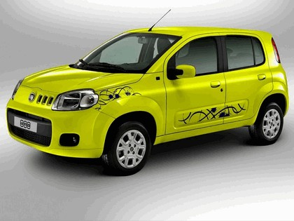2010 Fiat Uno Attractive - Brasilian version 8