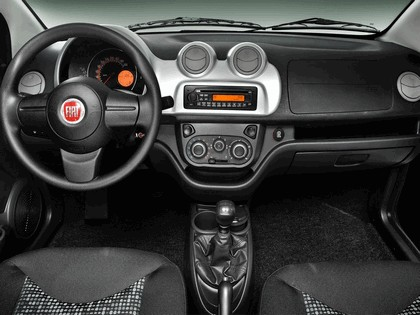 2010 Fiat Uno Attractive - Brasilian version 21