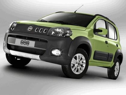 2010 Fiat Uno Way - Brasilian version 2