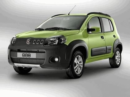 2010 Fiat Uno Way - Brasilian version 3