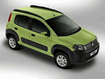 2010 Fiat Uno Way - Brasilian version 4