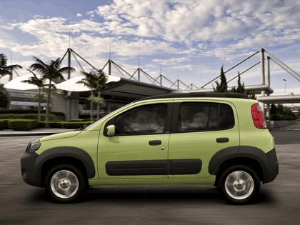 2010 Fiat Uno Way - Brasilian version 8