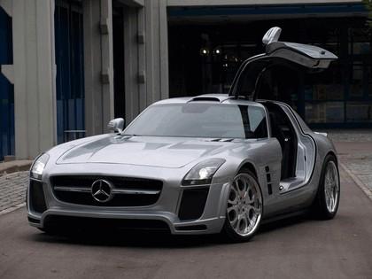 2010 Mercedes-Benz SLS AMG by FAB Design 3