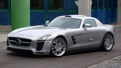 2010 Mercedes-Benz SLS AMG by FAB Design 1