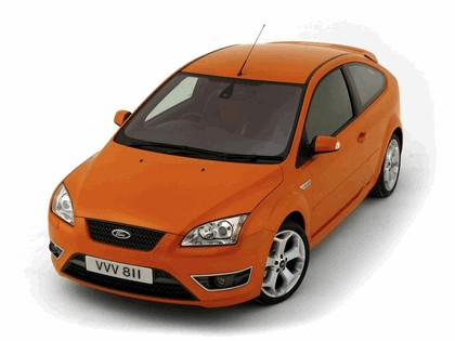 2005 Ford Focus ST UK version 6
