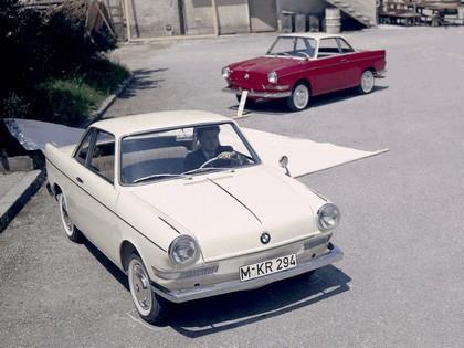 1959 BMW 700 coupé 4