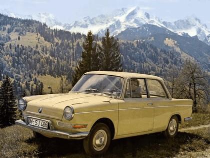 1959 BMW 700 coupé 7