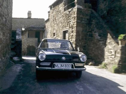 1959 BMW 700 coupé 8