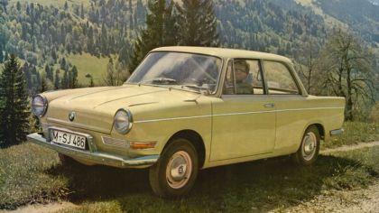 1959 BMW 700 coupé 1