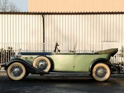 1929 Rolls-Royce Phantom 40-50 Cabriolet Hunting Car II 2