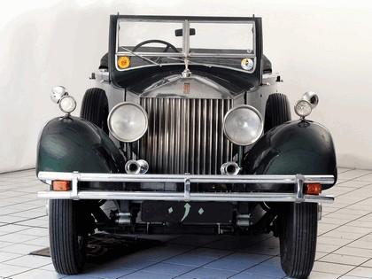 1929 Rolls-Royce Phantom 40-50 Cabriolet Hunting Car II 4