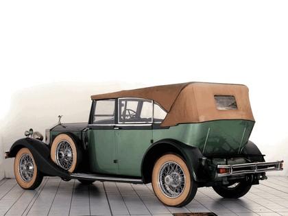 1929 Rolls-Royce Phantom 40-50 Cabriolet Hunting Car II 6