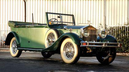 1929 Rolls-Royce Phantom 40-50 Cabriolet Hunting Car II 8