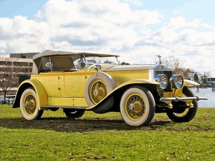1929 Rolls-Royce Phantom Ascot Sport Phaeton I 1